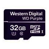 WDD032G1P0A, paměťová karta MicroSDHC 32GB, WD Purple