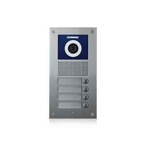 DRC-4UC - dveřní stanice s kamerou, 4 tlač., CVBS - 1