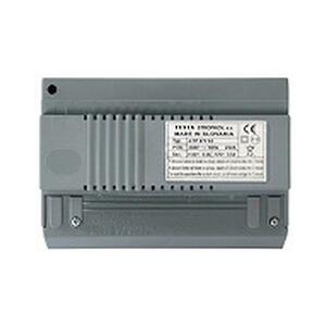 4FP 672 59 - zdroj BUS VIDEO 18V/0,6A DC pro DVT a 9V/0,8A AC