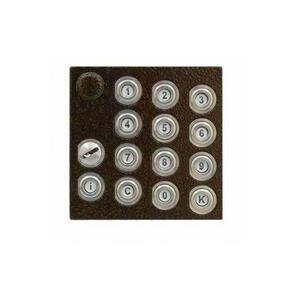 4FN 230 94.1/P - kódovač KARAT, 4+n, měděná, podsvit, se Z