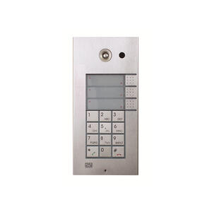 9137131CKU - IP Vario 3x1 tlačítko,kamera,klávesnice