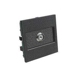 4FN 231 27.2/M - RAK DEK KARAT s OPJ, dotyk. pl., bez Z, USB, stříbr.