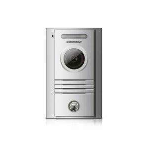 DRC-40K - dveřní stanice s kamerou, 1 tlač., CVBS - 1