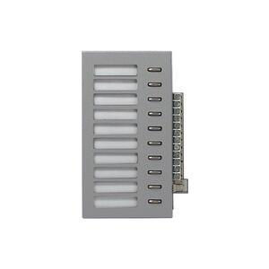 4FN 214 56.1/S1 - tlačítkový m. TT85, 4+n, 10 tl. konekt.
