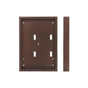 4FF 090 86.5 - krabice VNO 4 moduly, KARAT INOX