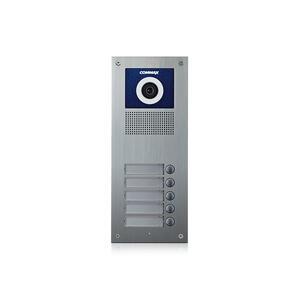DRC-5UC - dveřní stanice s kamerou, 5 tlač., CVBS - 1