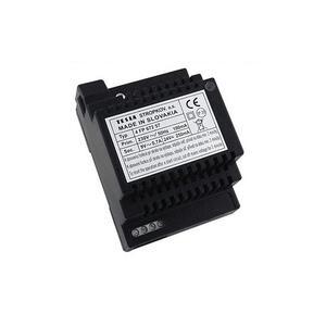 4FP 672 57 - síťový zdroj, 2-BUS, 24V/0,25A DC a 8V/0,7A AC