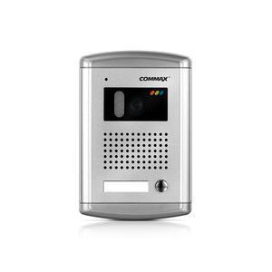 DRC-4CAN - dveřní stanice s kamerou, 1 tlač., CVBS - 1