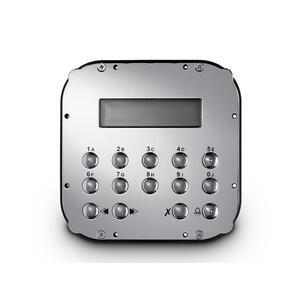 TD2100MAS - řídící digit. tlačítkový mod., Matrix S.
