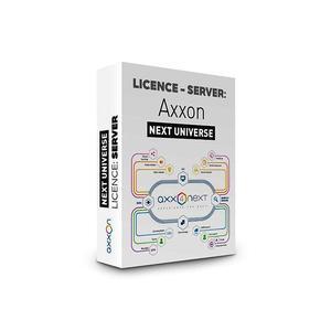 Axxon NEXT UNIVERSE - server, verze UNIVERSE, licence pro server
