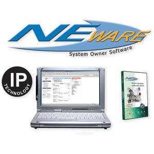 NEWARE ACCESS - software pro uživ. správu ústředen EVO