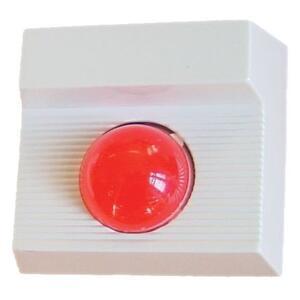 JUMBO LED BZ - červená - signalizace včetně bzučáku