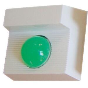 JUMBO LED BZ - zelená - signalizace včetně bzučáku