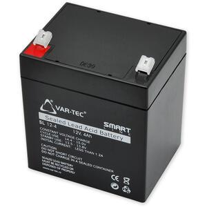 AKKU SMART 12V/4Ah - rozměr: DxŠxV = 90x70x108 mm - 1