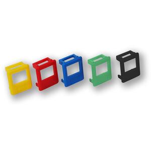 PP-004 PW - žlutá - barevný rozlišovací rámeček - 1
