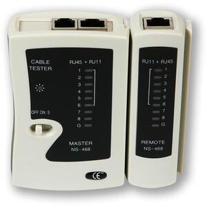 TS-468 - TESTER kabelových rozvodů LED