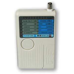 TS-008 - TESTER kabelových rozvodů LED