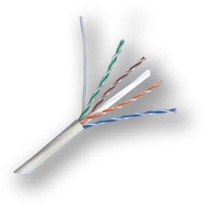 DC-602 C6 UTP - datový kabel, C6, 305 m