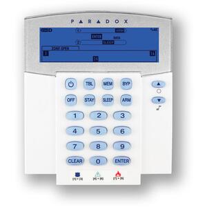 K37 - 868 - bezdrátová ICON LCD