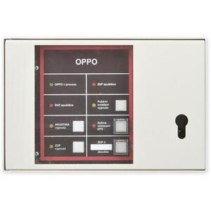 OPPO - obslužný panel požární ochrany - 1