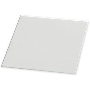 HFM EG orig - náhradní sklo pro tlačítka 80 x 80 mm