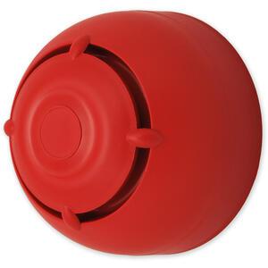 CS 200 červená - siréna válcová