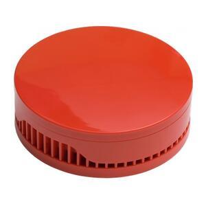 SF 100 RSND červená - plochá siréna