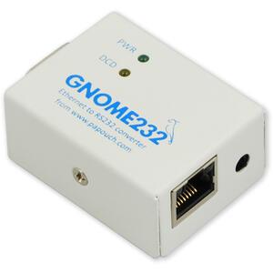 GNOME232 - převodník Ethernet k modulu PRT3