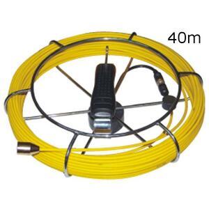 Pipe Cam 40 kabel - kabel 40 m