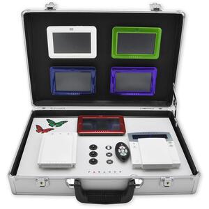 Předváděcí sada MAGELLAN - prezentační kufřík s MG a klávesnicemi - 1