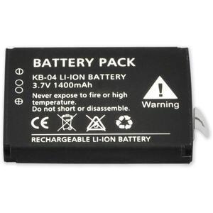 Baterie 609/HD-119 - Li-ion akumulátor pro HD609