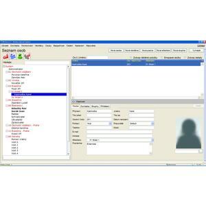 INTEGRAL - přístup 800 osob -