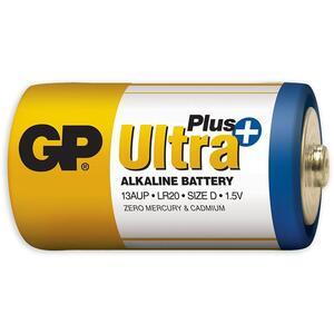 Baterie D, GP ultra+ - pro SR150