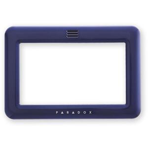 FPLATE - modrá - barevný rámeček pro TM50