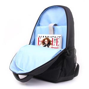 """Bag Blue Stripe K8337W - laptop batoh 16.1"""" - 1"""