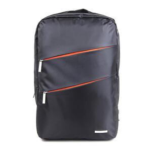 """Bag Evolution K8533W - černá - 15.6"""" black backpack - 1"""