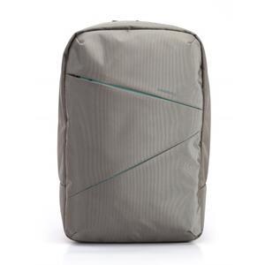 "Bag Arrow K8933W-B - šedá - 15.6"" grey backpack - 1"