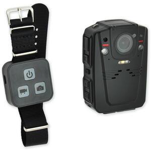 Kamera PK80L-GPS 64GB RC - policejní Full HD kamera  voděodolná