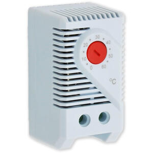 TH.0060.H01 - termostatický spínač, rozsah 0-60°C, ohřev - 1