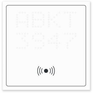 MOD-EM+MF+LED - modul EM+MF čtečky a LED matrix displeje - 1