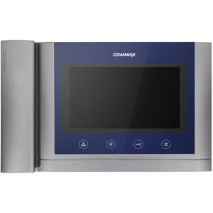 """CDV-70MHM bílý - verze 17-30Vdc - videotelefon 7"""", CVBS, se sluch., videopaměť, 2 vst. - 1"""