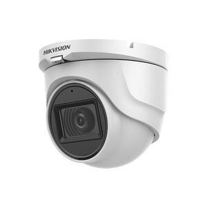 DS-2CE76H0T-ITMFS - (3.6mm) - 5Mpx, 4v1 dome ball kamera, f3.6mm, DWDR, EXIR 30m, mikrofon - 1
