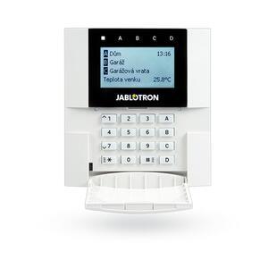 JA-110E - sběrnic. příst. mod. s LCD, kláv. a RFID