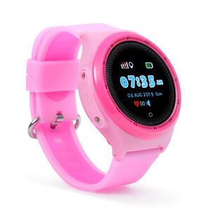 GPS Hodinky s GSM KT06 Pink - dětské hodinky s GPS - 1