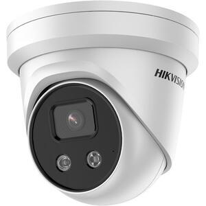 DS-2CD2386G2-ISU/SL - (4mm) - 8 Mpx, IP dome kamera, f4mm, WDR, EXIR 30m, AcuSense 2.generace - 1