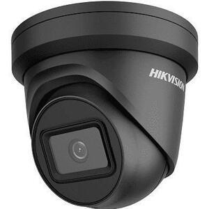 DS-2CD2385FWD-I(B) - (4mm)(Black) - 8 Mpx, IP dome kamera, f2.8mm, WDR, EXIR 30m, H265+
