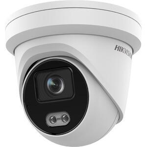 DS-2CD2347G2-L - (4mm)(C) - 4 Mpx IP dome kamera s LED přísvitem, ColorVu, f4mm, WDR, H.265 - 1