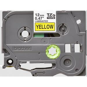 TZE-631 - kazeta s páskou - žlutá / černá, 12 mm, 8 m - 1