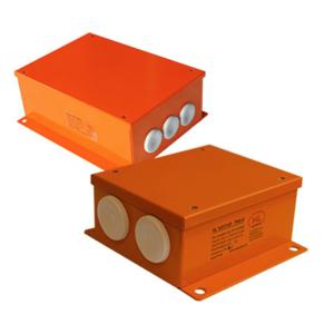 PO krabice K2 - rozbočná krabice s požární odolností