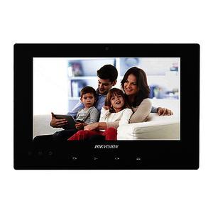 "DS-KH8340-TCE2, dotykový handsfree IP videotelefon, 7"" LCD, 2-drát, RS-485, alarm I/O, Hikvision"